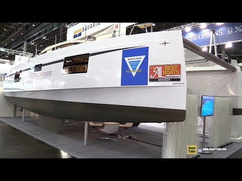 2018 Bavaria Nautitech 40 Open Sail Catamaran - Walkaround - 2018 Boot Dusseldorf Boat Show