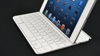 Logitech Ultrathin Keyboard iPad mini_ Unboxing & Review