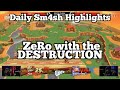Daily Sm4sh Highlights: ZeRo with the DESTRUCTION
