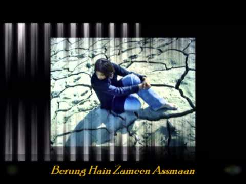 Zamin Ali Berung Hain Zameen Assmaan Urdu Full Song With Lyrics video