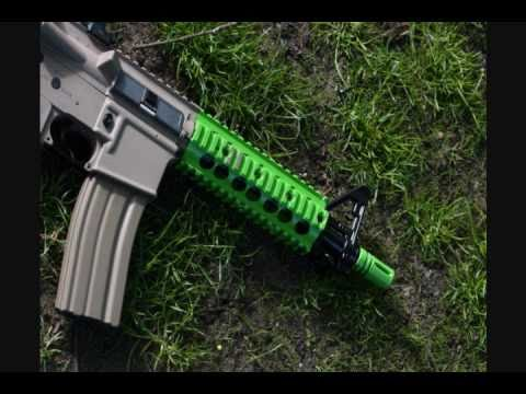 G&G Combat Machine GR15 Raider DST with blowback - airsoft reveiw