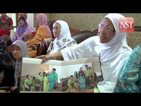 MH17: Families mourn their losses