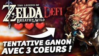 Zelda Breath of the Wild : Il faut Tuer Ganon !