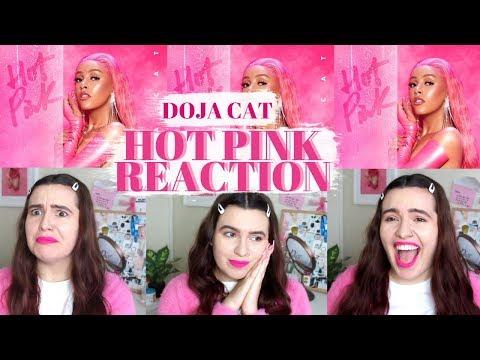 Download Doja Cat Hot Pink Reaction | The Pink Life Mp4 baru