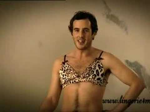 Lingerie 4 Men Infomercial Video