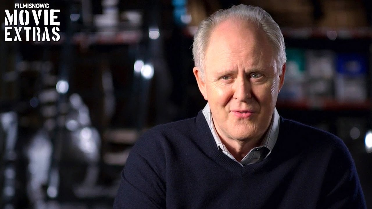 The Accountant | On-set visit with John Lithgow 'Lamar Blackburn'