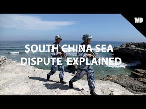 South China Sea Dispute Explained