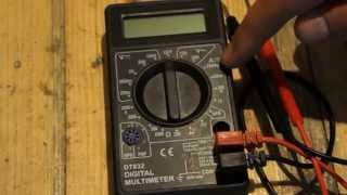 Multimeter DT-832