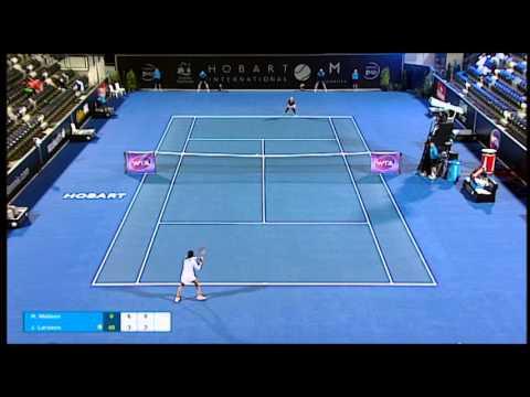 Heather Watson vs Johanna Larsson - Match Highlights