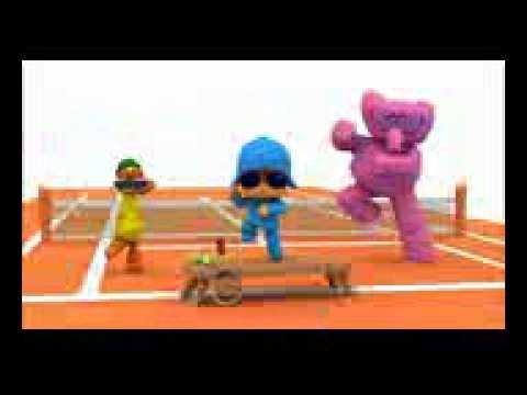 Pocoyo Bailando Oppa Gangnam Style video