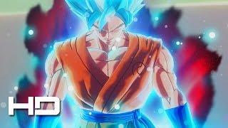 DRAGON BALL XENOVERSE 2 - Goku Super Saiyan Blue Kaioken Transformation Gameplay 1080p HD