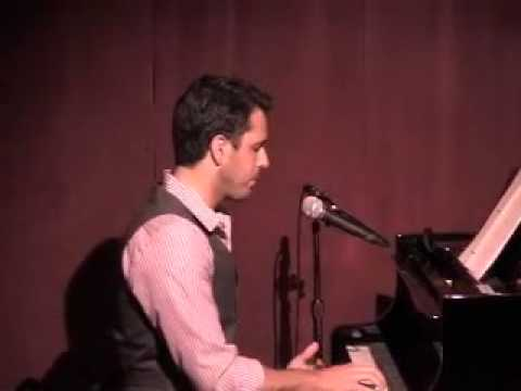Kiss the Air - Sung by Scott Alan on June 15th, 2009 @ Birdland