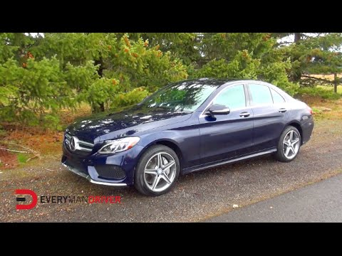 DETAILED Review   2015 Mercedes-Benz C400 on Everyman Driver