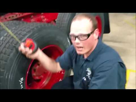 Heavy Duty Truck Alignment