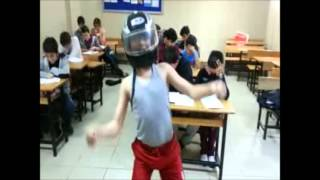 Harlem Shake School Edition
