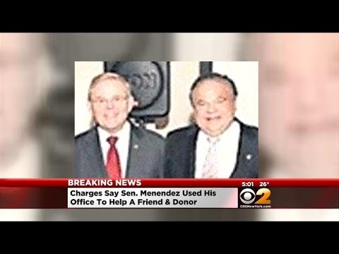 CBS News: Justice Department Prepping Corruption Charges Against Sen. Robert Menendez