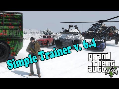 Simple Trainer 6.5