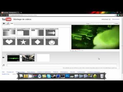 Logiciel de montage vidéo gratuit sur youtube [HD]