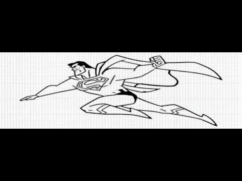 Superman Pencil Drawings Superman How to Draw