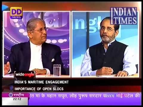 Wide Angle   India Maritime Engagement