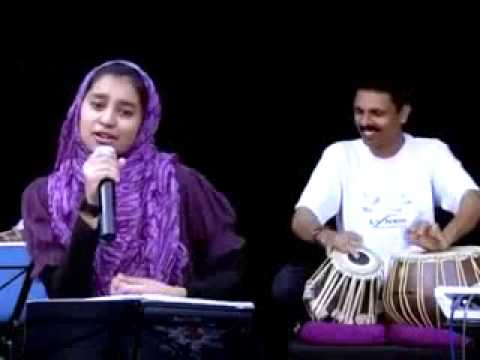 Shelja Shaji Oman Nilavu Mappila Pattukal video