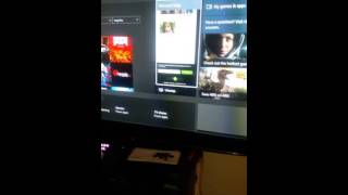 How to get to the internet explorer on Xbox One