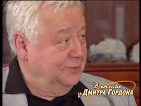 Олег Табаков. В гостях у Дмитрия Гордона. 1/2 (2007)