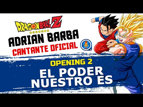 Adrián Barba - El Poder Nuestro Es Full (Latino)