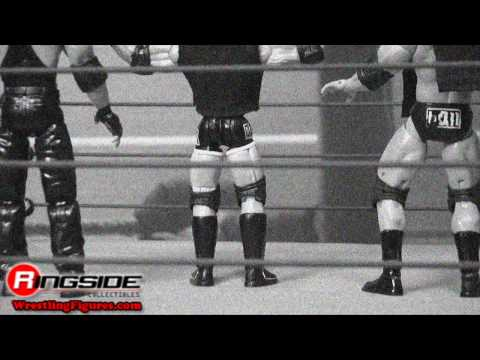 Custom NWO Federation Poison WWE Jakks Pacific Action Figure 3-Pack Kevin Nash Scott Hall X-Pac