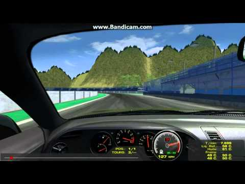 rfactor toyota supra single turbo mod 1.3