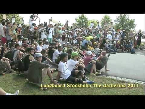 Longboard Stockholm The Gathering 2011