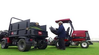 2018 Golf Industry Show: The Toro Company Booth Tour