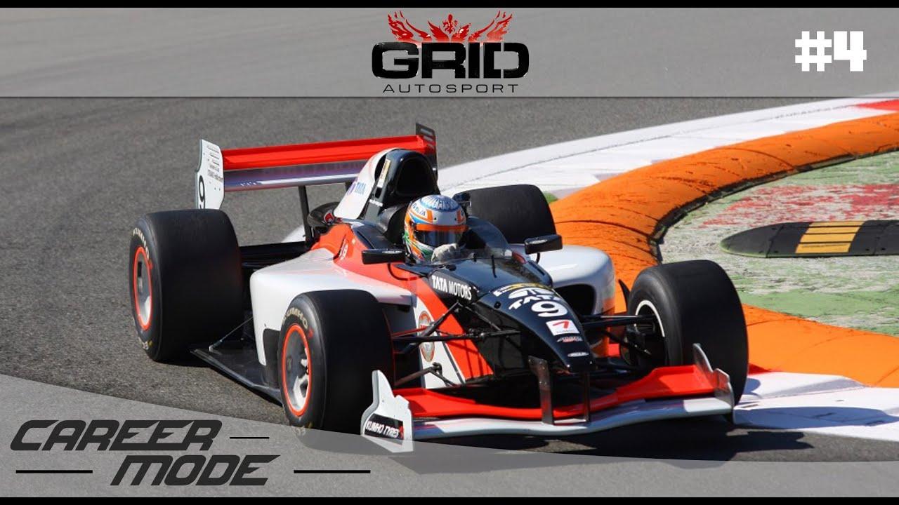 grid autosport gameplay career mode part 4 formula b. Black Bedroom Furniture Sets. Home Design Ideas