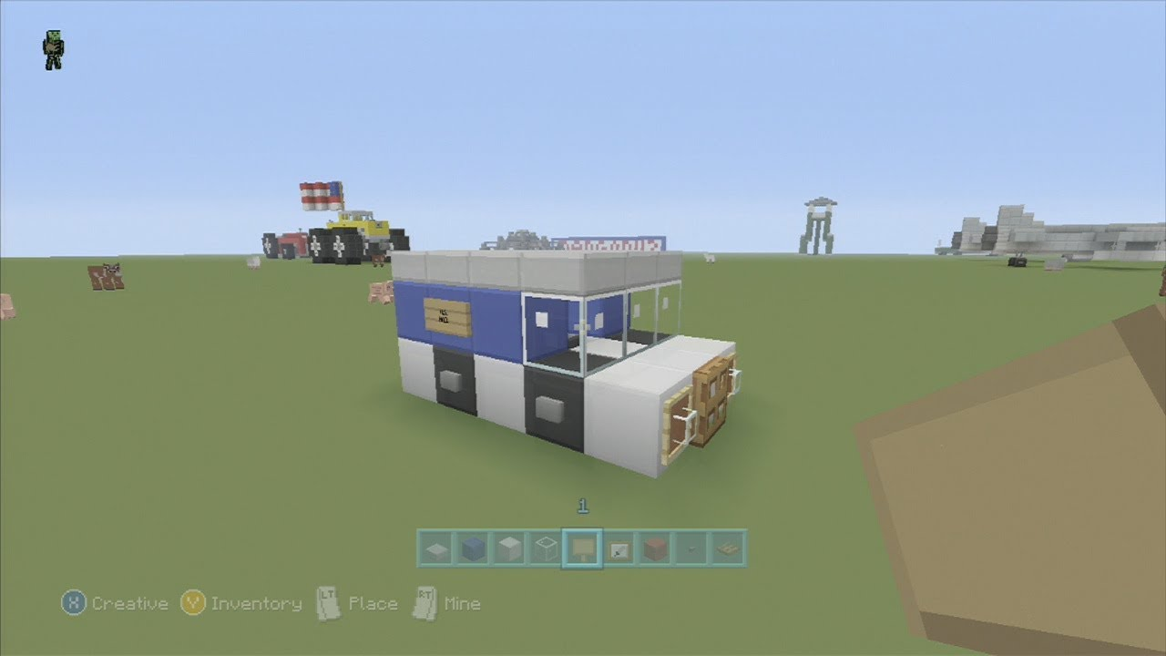 minecraft how to make a boat that moves xbox 360