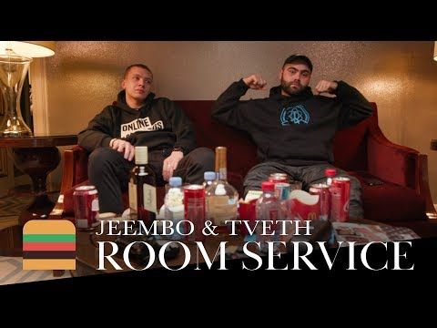 JEEMBO x TVETH — Booking Machine, 6ix9ine и PAINKILLER III   Room Service