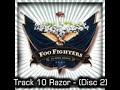 Foo Fighters de Razor