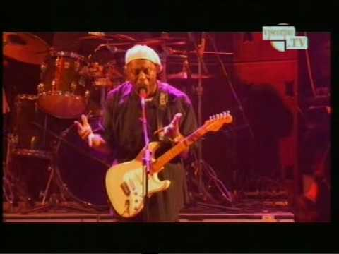 BUDDY GUY -- DAMN RIGHT I GOT THE BLUES -- GLASTONBURY 2008
