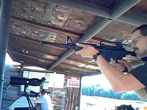 "Norinco M4/CQ-A Carbine, 223/5.56 with 14.5"" barrel (part 1)"