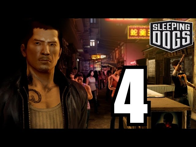 ► Sleeping Dogs | #4 | VIP Karaoke | CZ Lets Play / Gameplay [1080p] [PC]