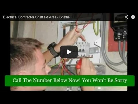 Electrical Contractors Sheffield Area - Sheffield Electricians