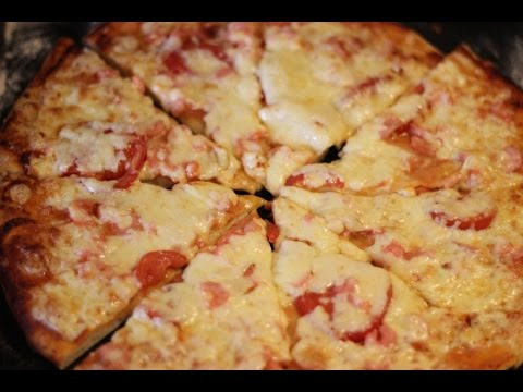 Пицца своими руками в мультиварке