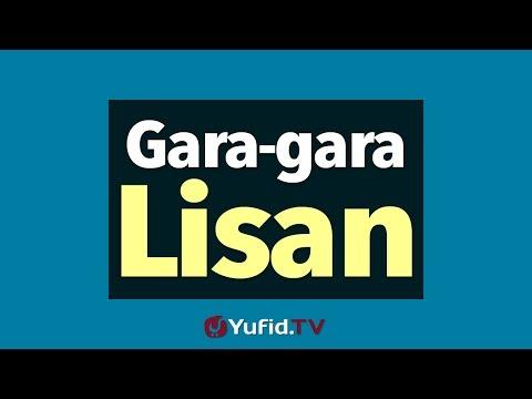 Gara-gara Lisan