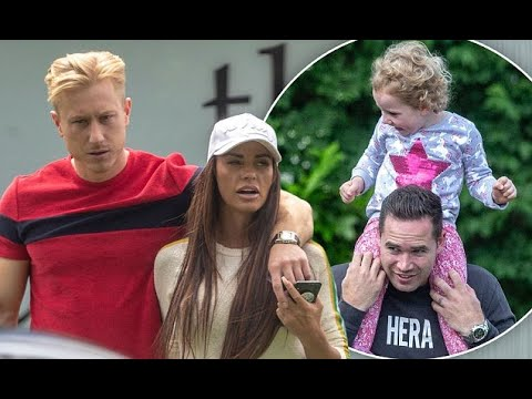 Katie Price puts on loved-up display with new beau Kris Boyson - 247 News