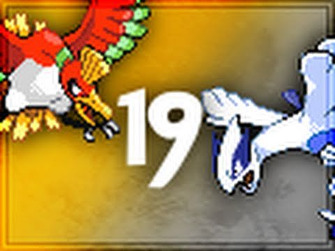 Pokemon Heart Gold and Soul Silver Part 19 - The Champion Uses a Level 2 Voltorb