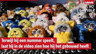 Je grootste nachtmerrie: een orgel van 45 Furby's - EDITIE NL