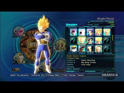 Dragon Ball Z: Battle of Z - How to Unlock Super Saiyan Vegeta