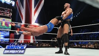 Dolph Ziggler vs. Tyson Kidd vs. Cesaro – Intercontinental Title Match: November 14, 2014