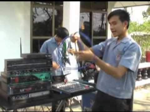 วีดีทัศน์เพื่อการศึกษา การต่อใช้งานเครื่องขยายเสียงเบื้องต้น