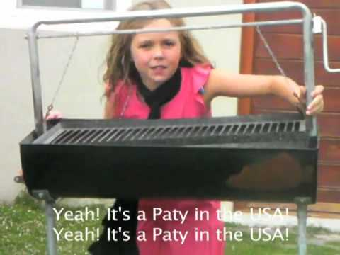 Paty In The Usa video