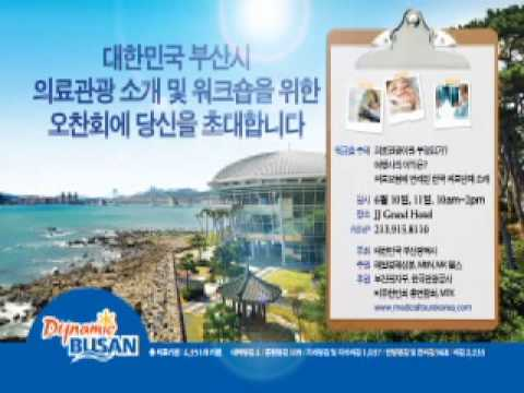 Busan Medical Tourism Conference Los Angeles